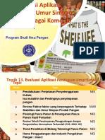 Topic 14-Food Shelf Life Evaluation-2-English-1