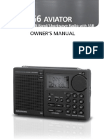Grundig G6 Aviator Manual