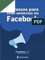 10 Passos Para Criar Anuncios No Facebook