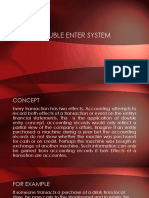 Double Enter System Ebi