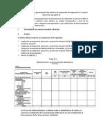 EJEMPLO DE INFORME PRESUPUESTAL PARA MUNICIPIOS