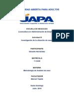 metodologia de analisis de casos