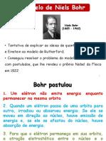 A 3 - Modelo de Bohr (Alunos)