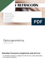 Optica y Refraccion 2