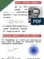 Química - Estrutura eletrônica