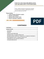 Guia General Para la Elaboración ROF
