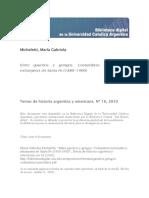 Micheletti, María Gabriela - Entre gauchos y gringos. Costumbres nacionales y extranjeras en Santa Fe (1880-1900).pdf