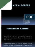 Teoria ERG de Alderfer