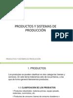 Sistemas producción