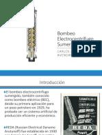 Cap 4. Bombeo Electrocentrífugo