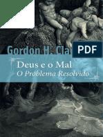 Deus e o Mal O Problema Resolvido - Gordon H. Clark