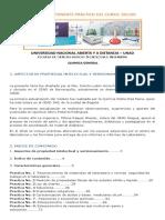 protocolo para laboratorio unad