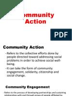 Community Action for CESC
