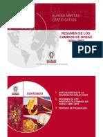 Resumen Cambios OHSAS 18001-2007