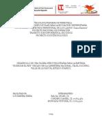 1 Proyecto Sociotecnológico, Trayecto II