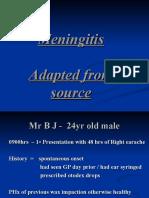 Meningitis Edited