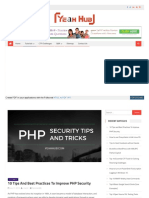tips php