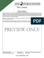 The Cossack March - Score.pdf