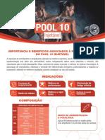 Pool 10 bcaa + ions