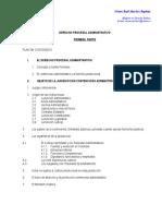 Derecho Procesal Administrativo Postgrados[1]