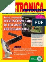 Electronica y Servicio N8-Teoria y reparacion de fuentes conmutadas de televisores y videograbadoras.pdf