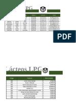 Actividad 2 Excel