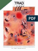 TradUIC, número 13, primavera-verano 1998