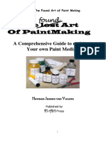 A Comprehensive Guide to Making Your Own Paint Media