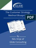 The Customer Strategy Method Blueprint