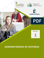 Administración de Sistemas Informáticos