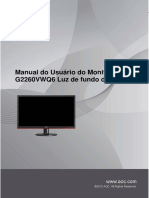 Manual Do Monitor