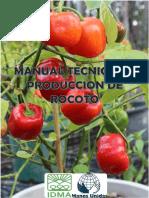 Cultivo de Rocoto
