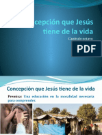 Concepción que Jesús tiene de la vida (1).pptx
