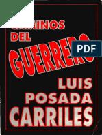 Caminos_Guerrero Luis Posada Carriles