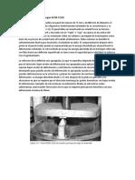 HERMOSO - Ensayo en Panel Redondo Según ASTM C1550