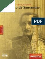 el mito de santander