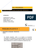 MECÁNICA DE FLUIDOS CASOS DE LA VIDA REAL