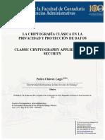 Criptografia Clasica