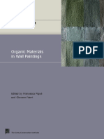 Organic Materials in Wall Paintings.pdf