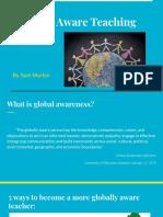 globally aware teaching