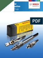 Bosch Tech Guide - About Bosch Glow Plugs