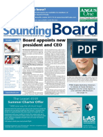 Sounding Board - September 2011