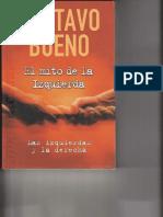 2003 - Gustavo Bueno -  El mito de la Izquierda. Ediciones B, Barcelona 2003.pdf (primer avance).pdf