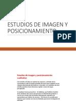 13. Estudios de Imagen y Posicionamiento