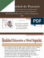FODA Realidad Educativa