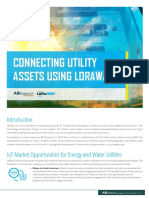 Connecting Utility Assets Using Lorawan