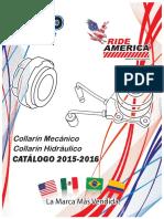 Catalogo Ride America 2015