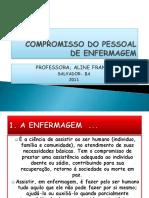 COMPROMISSO DO PESSOAL DE ENFERMAGEM.pptx