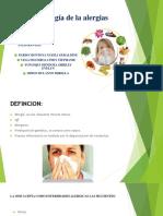 Inmunología de La Alergias