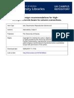 36-Alameddine-1990-Seismic Design Recommendation for High-Strength Concrete